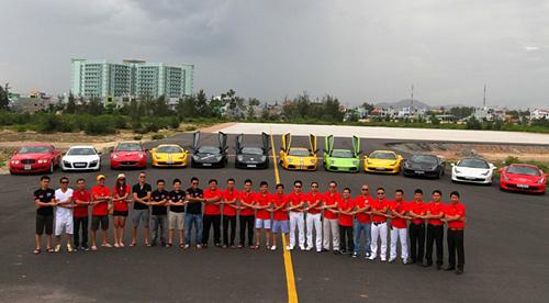 Vắng Cường đô la, siêu xe Việt thoái trào