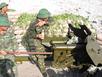 Diễn tập bảo vệ đảo Lý Sơn