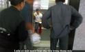 Bệnh viện thu tiền bệnh nhân đi thang máy