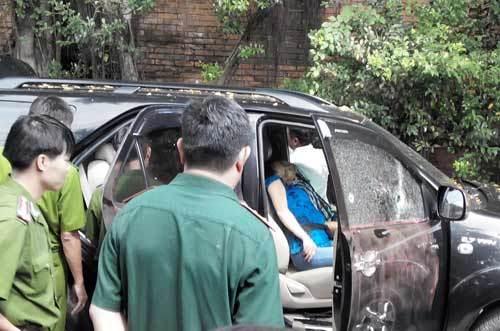 Cuộc đời oan nghiệt của nữ GĐ bị bắn chết trong ôtô
