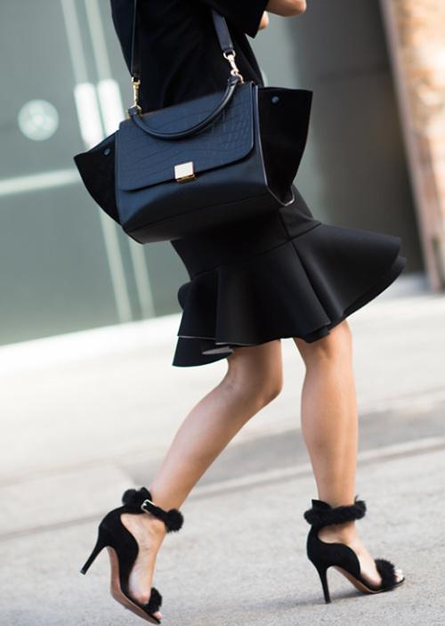 giày cao gót, bí quyết