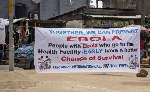 Ebola, Tây Phi, châu Phi, Sierra Lione, lao động, người Việt, dịch bệnh