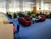 21 sinh viên chung một chỗ ngồi trong thư viện