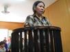 Nữ quái vào bệnh viện bắt bé trai bán sang Trung Quốc
