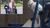 Bên trong 'địa ngục Ebola'