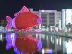 Đèn lồng cá chép lớn nhất Việt Nam
