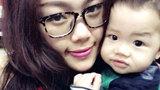 Tâm sự xót xa của 9X làm mẹ đơn thân có 2 con