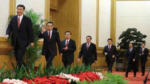 Tập Cận Bình, chống tham nhũng, đả hổ diệt ruồi, Chu Vĩnh Khang, Bạc Hy Lai, Từ Tài Hậu, Hội nghị TW 3