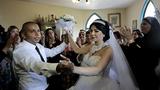 Đám cưới đặc biệt giữa cô dâu Do Thái và chú rể Hồi giáo