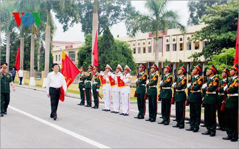 Chủ tịch nước, Quân đoàn 2