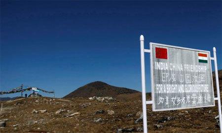 Trung Quốc đưa quân vào vùng tranh chấp với Ấn Độ