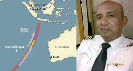 Phi công MH370 làm hành khách chết ngạt?