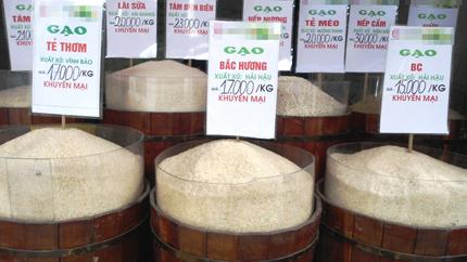 gạo, hóa-chất, ung-thư, đồ-khô, thực-phẩm-bẩn, kinh-hoàng, công-nghệ, bảo-quản