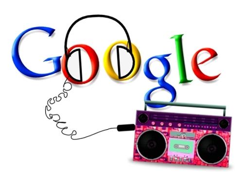 Google, âm nhạc