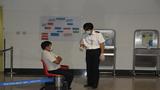 Hành khách về từ vùng dịch Ebola 'đòi' được cách ly