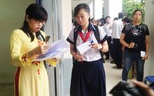 Ngày 28/8 báo cáo dự kiến THCS học 5 năm