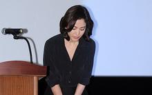 Song Hye Kyo cúi đầu xin lỗi vì trốn thuế