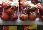 Việt Nam nhập hàng chục ngàn tấn táo Úc, New Zealand