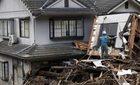Cứu hộ Nhật tìm kiếm nạn nhân lở đất trong tuyệt vọng