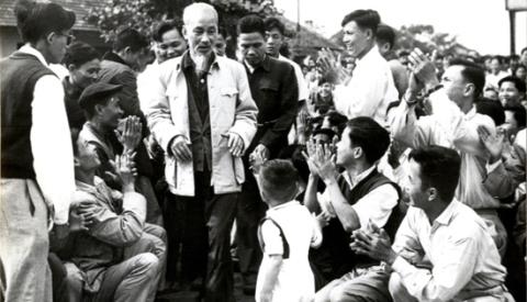 Bác Hồ, di chúc, Quốc khánh, 2/9, Chủ tịch Hồ Chí Minh,