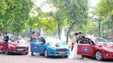 Những mẫu xe hoa ấn tượng cho ngày cưới