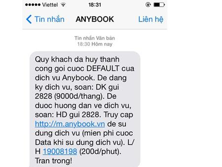 Viettel Telecom bị tố lén