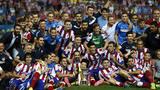 Đánh gục Real, Atletico đoạt Siêu Cúp TBN