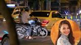 Những sự cố xe hơi từng khiến sao Việt thót tim sợ hãi