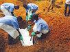 Số người chết vì Ebola bất ngờ tăng vọt