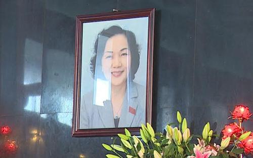 Võ Thị Thắng, lễ tang, Quốc hội, chính phủ, Đảng