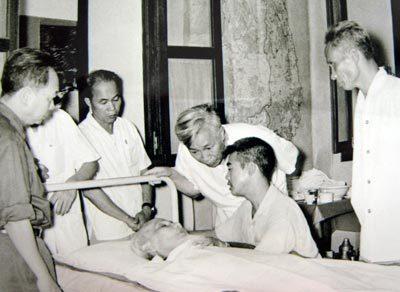di chúc, Hồ Chí Minh