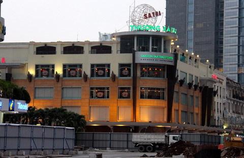 thương xá; Tax; Sài Gòn; Metro