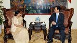 Ấn Độ mong VN thành đối tác an ninh - quốc phòng