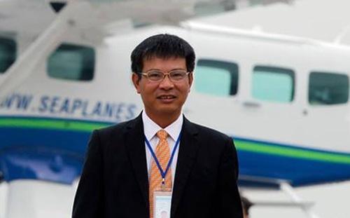 Tuổi 50 và chặng bay mới của ông Lương Hoài Nam