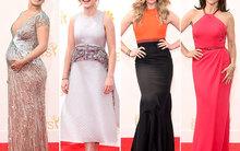 Thảm đỏ Emmy thành sàn diễn thời trang cao cấp