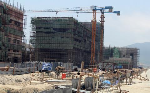 Vì sao tuyển gần một vạn lao động Trung Quốc ở Vũng Áng?