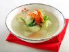 Thơm ngọt, hấp dẫn canh cải bắp nấu tôm