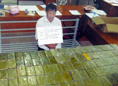 trùm ma túy, đường dây, liên quan, Tàng Keangnam, Sơn La