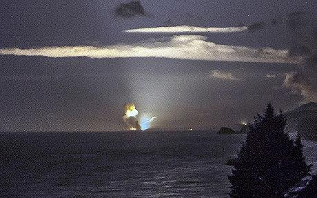 vũ khí, siêu thanh, Mỹ, nổ tung, Alaska, thử nghiệm, an toàn, bầu trời