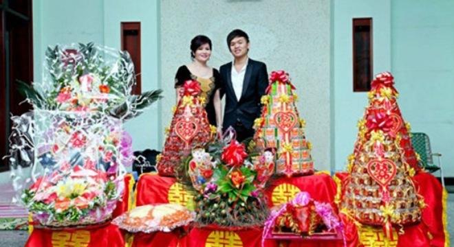 Đám cưới chị Liễu Hà Tĩnh hoành tráng cỡ nào