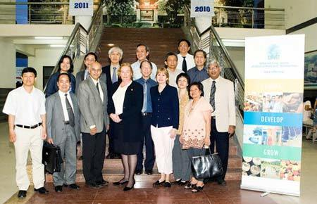 VAFoST VN hỗ trợ DN thực phẩm đưa thương hiệu ra quốc tế