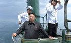 """""""Triều Tiên đang chế tạo tàu ngầm tên lửa"""""""