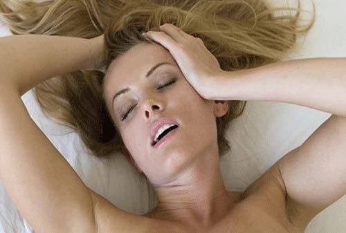 Phát hiện vùng nhạy cảm của phụ nữ thay cho điểm G