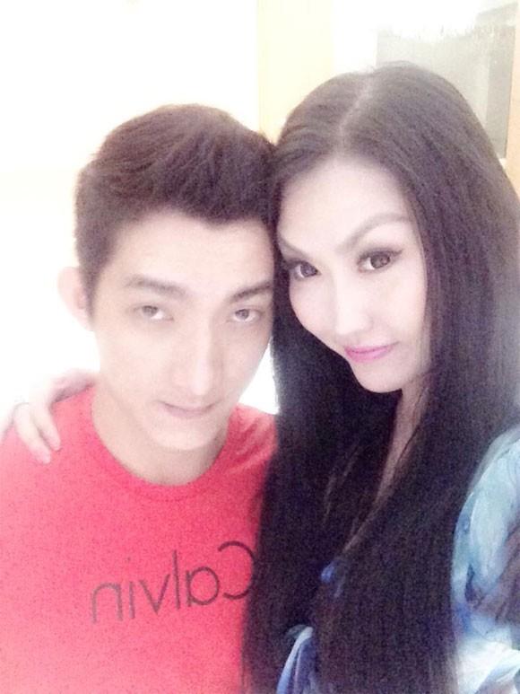 Phi Thanh Vân sốc, tìm gặp vợ con bạn trai