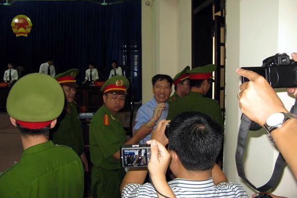 Dương Tự Trọng nhận thêm 15 tháng tù giam