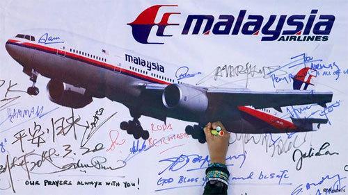 MH370 rẽ hướng nam sớm hơn nhận định