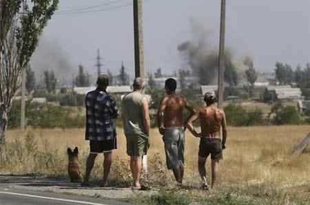 Nga bị tố mở mặt trận mới ở nam Ukraina