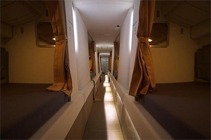 Khoang bí mật trên máy bay mà hàng không giấu kín