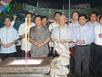 Tổng bí thư thăm khu di tích quốc gia đặc biệt Tân Trào