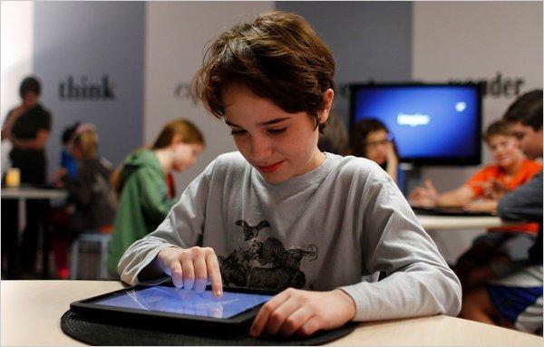 iPad, công nghệ, dạy học, giáo dục
